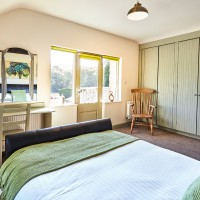 Master Bedroom Views to Gunners Howe and Winderemere
